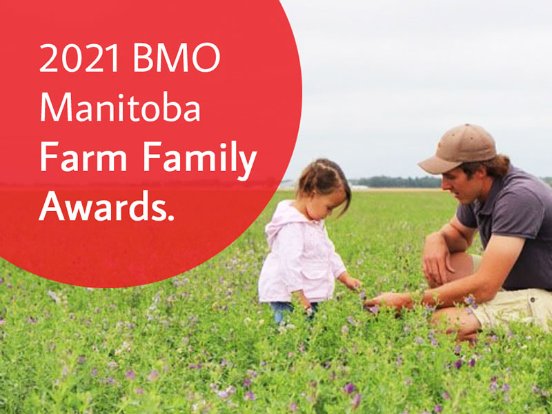 2021 BMO Manitoba Farm Family Awards
