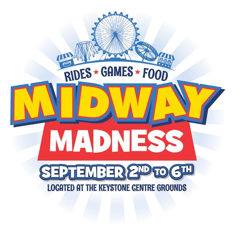 Midway Madness logo