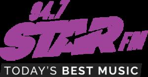 94.7 StarFM Brandon logo
